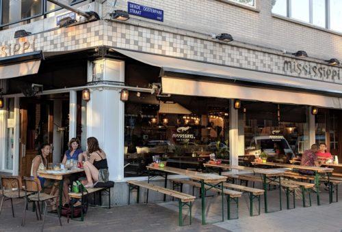 Mississippi Bar & Kitchen, on Amsterdam's Beukenplein
