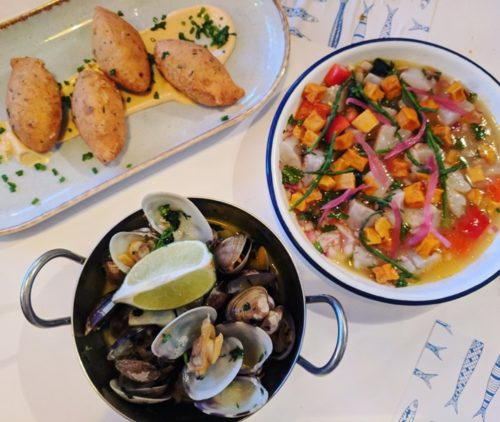 Portuguese food in Amsterdam - restaurant Girassol