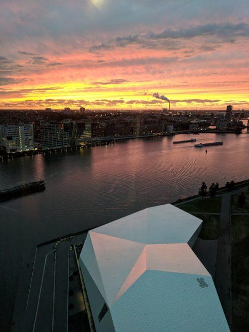 Panoramic restaurant Amsterdam - MA'DAM