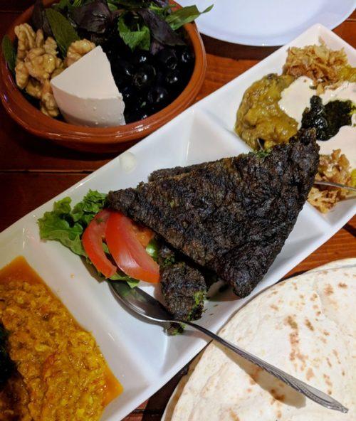 De Aardige Pers - Iranian restaurant in Amsterdam