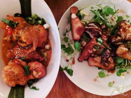 De Vrouw met de Baard - Indonesian food in Amsterdam