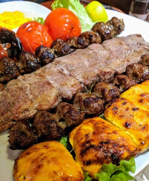 Iranian restaurant Amsterdam - Aardige Pers