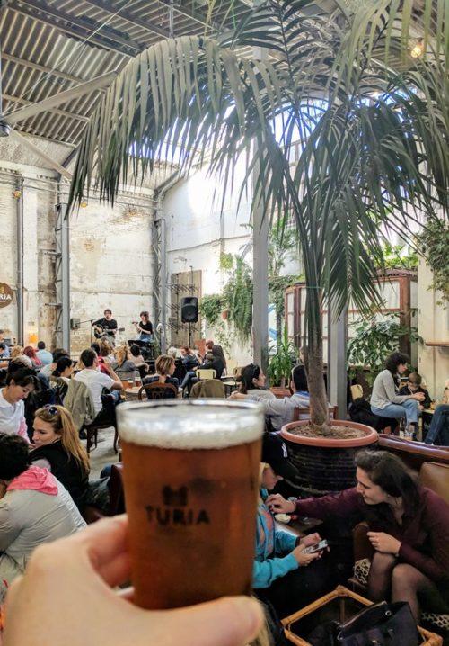 Valencia bars - La Fabrica de Hielo