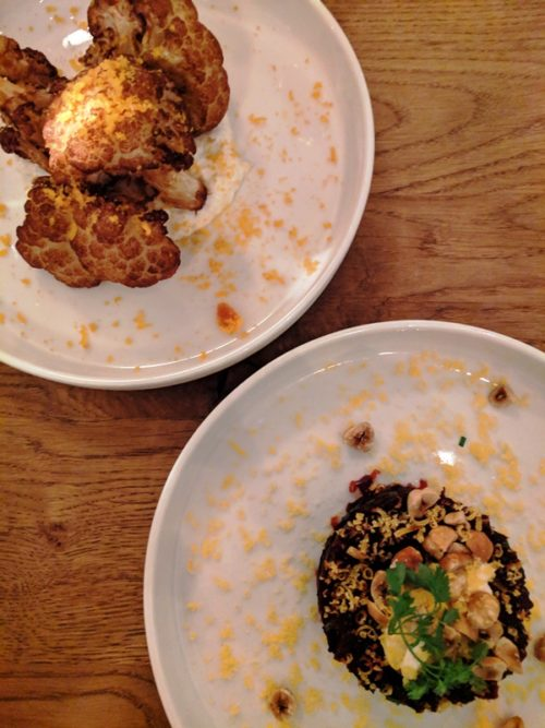 Alex + Pinard - where to eat in Amsterdam East
