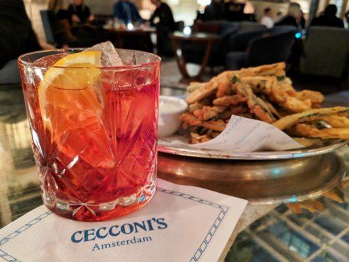 Cecconi's Amsterdam - Aperitivo Hour