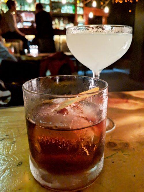 Hamburg cocktail bar - clockers