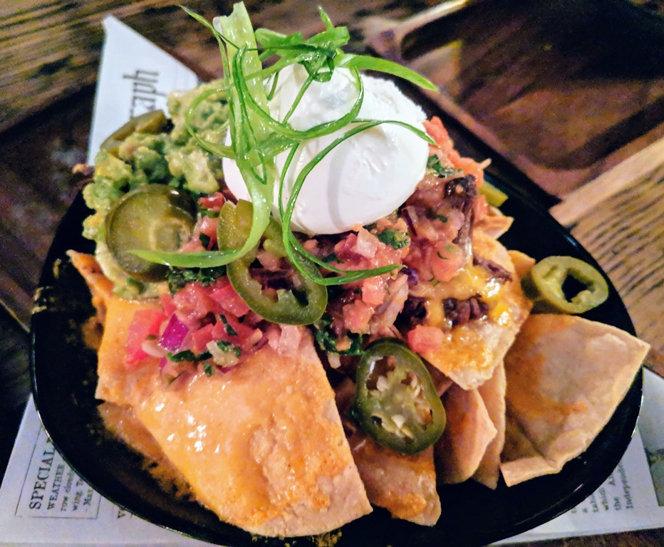 Lion's Head Brew Bar Amsterdam - nachos