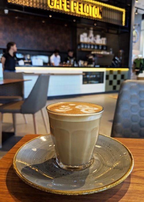 Coffee in Dubai - Cafe Peloton