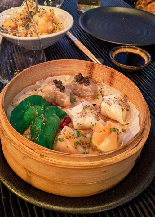 Karma Kafe Dubai restaurant