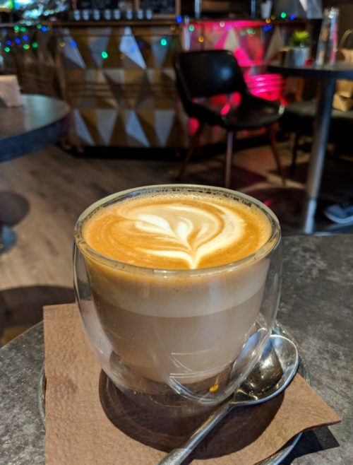 Riga coffee house STRADA