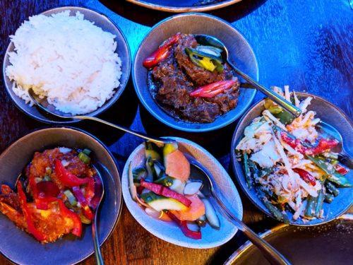 Blue Pepper - rijsttafel Amsterdam