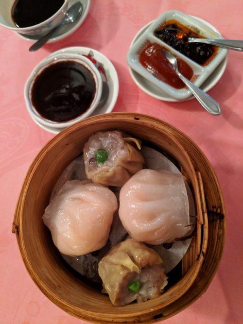 Sichuan Food Amsterdam - dim sum