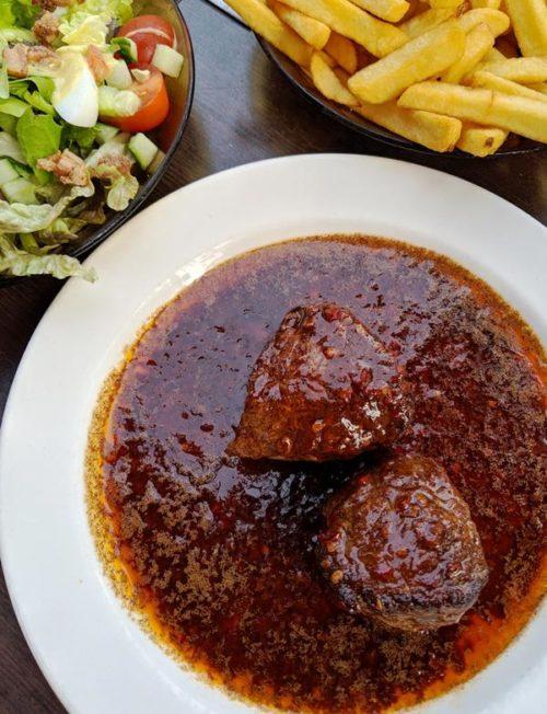 Loetje - steak in Amsterdam