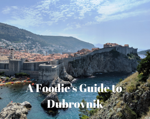 A Foodies Guide To Dubrovnik Old Town Restaurants