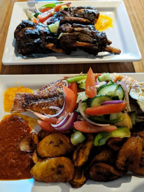 African Kitchen Amsterdam - Nigerian food