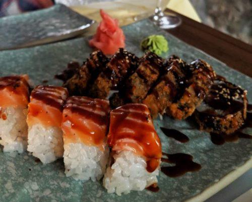 Bota oyster and sushi bar