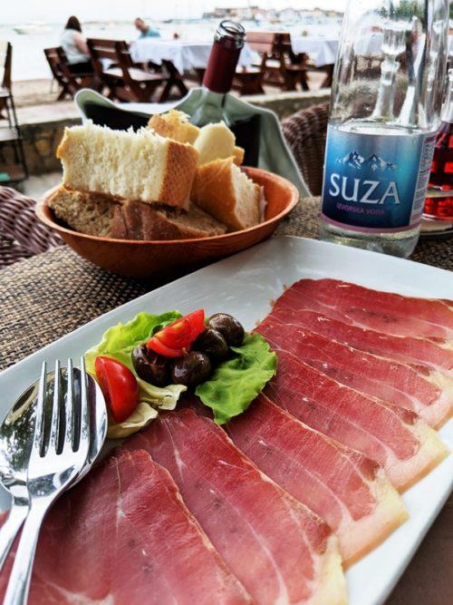 Budva, Montenegro - Zeleni Gaj restaurant