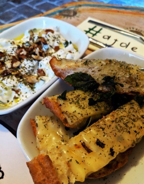 Budva, Montenegro - vegetarian restaurant Hajde