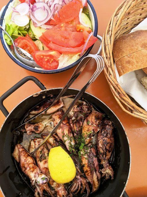 Dubrovnik Old Town Restaurants - Lokanda Peskarija