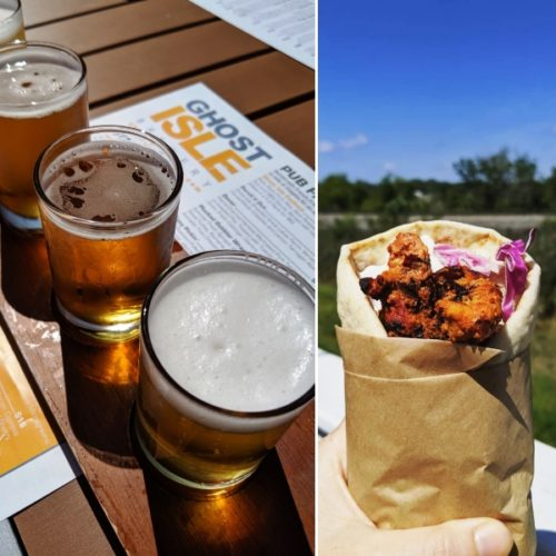 Best restaurants near Michigan City, Indiana - Ghost Isle Brewery