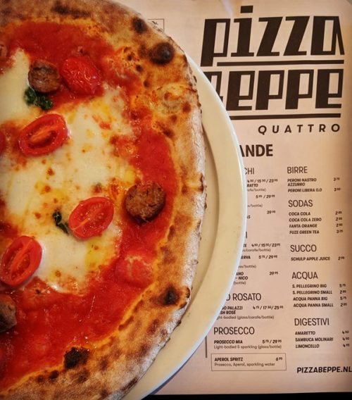 Pizza in Amsterdam - Beppe