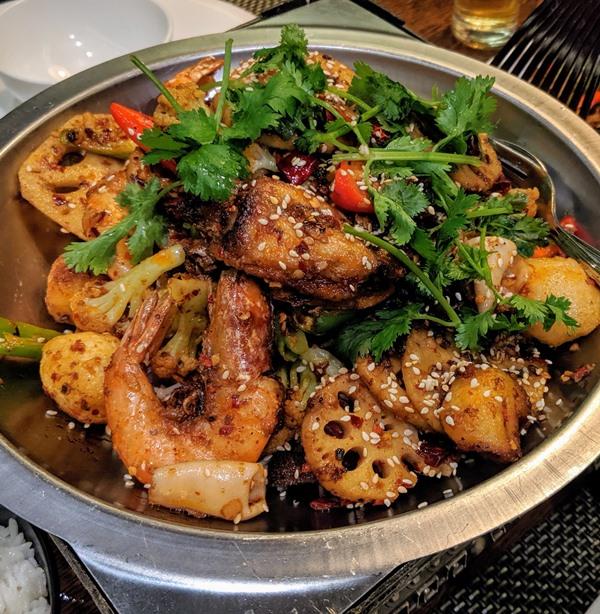 FuLu Mandarijn - Sichuan restaurant Amsterdam