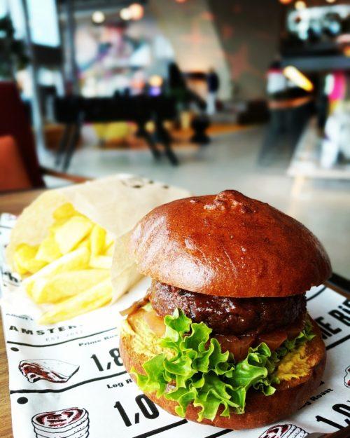 Amsterdam burger restaurant - The Butcher