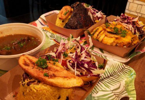 Cut Throat x Ed's Caribbean Street Food