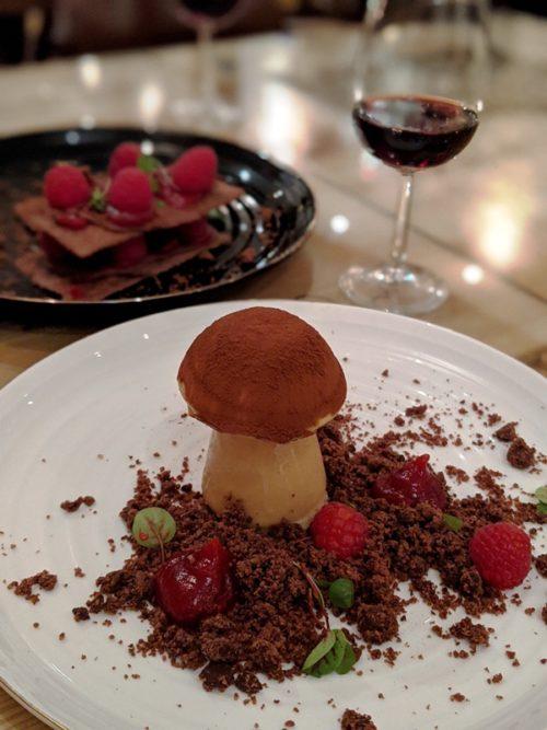 Momenti Italian restaurant Amsterdam