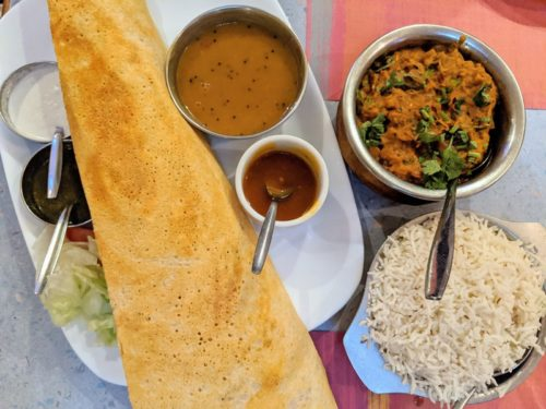 Dosa Amsterdam restaurant review