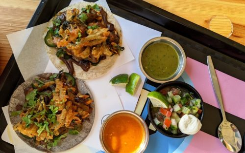 Local Dealer Food Inc - tacos in Amsterdam