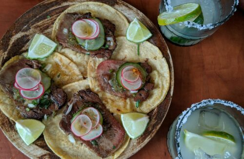 Coba - where to eat tacos in Amsterdam