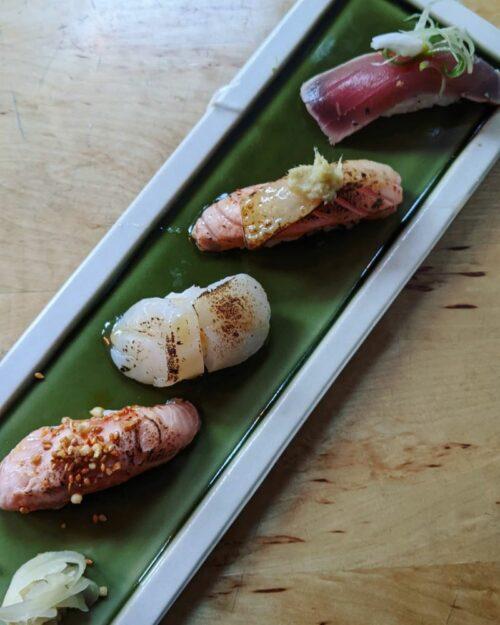 Stellar sushi at Indio Kitchen