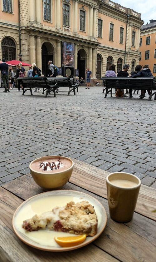 Kaffekoppen, Stockholm